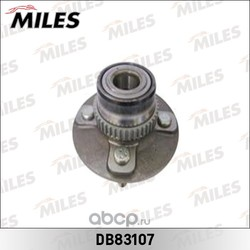 Ступица с подшипником задняя (Miles) DB83107
