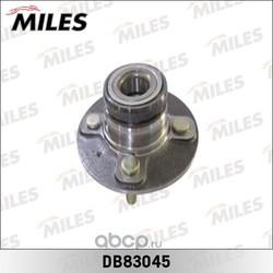 Ступица с подшипником задняя (Miles) DB83045