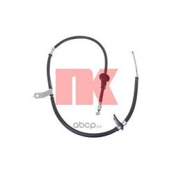 Трос, стояночная тормозная система (Nk) 903404