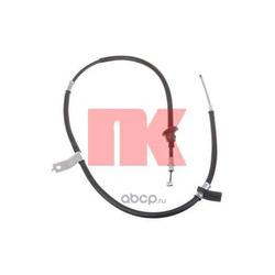 Трос, стояночная тормозная система (Nk) 903402