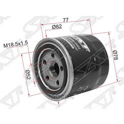 Фильтр масляный (Sat) ST2630035503