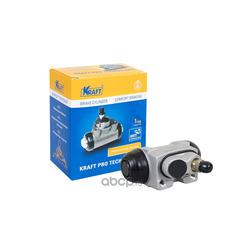 Цилиндр тормозной задний левый (Kraft) KT028407
