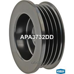 Шкив генератора (Krauf) APA3732DD
