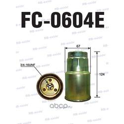Фильтр топливный (Rb-exide) FC0604E