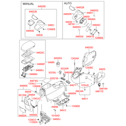 Деталь (Hyundai-KIA) 951202D800