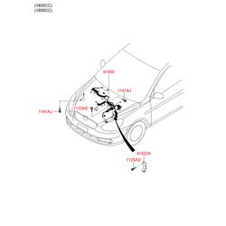 Деталь (Hyundai-KIA) 914000N043
