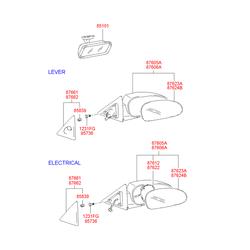 Деталь (Hyundai-KIA) 8761025730