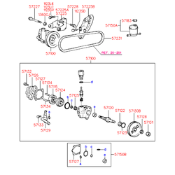 Деталь (Hyundai-KIA) 5713133500