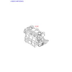 Деталь (Hyundai-KIA) 200C226P00