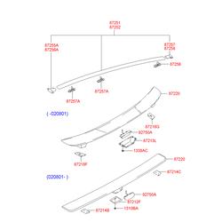 Деталь (Hyundai-KIA) 8725425200