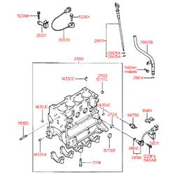 Деталь (Hyundai-KIA) 2110022T00