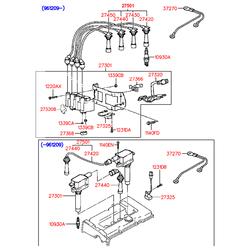 Деталь (Hyundai-KIA) 2745026080