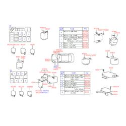Опора амортизатора (Hyundai-KIA) 9543022002