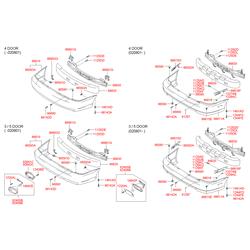 Фара противотуманная (Hyundai-KIA) 9240525500