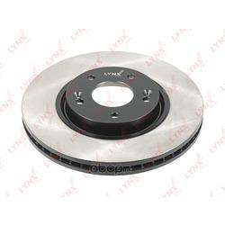 Диск тормозной передний (LYNXauto) BN1055