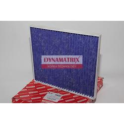 Фильтр воздушный салона (DYNAMATRIX-KOREA) DCF301