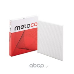 Фильтр салона (METACO) 1010012