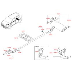Деталь (Hyundai-KIA) 28650D3930