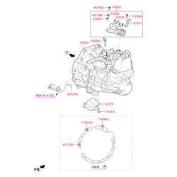 Деталь (Hyundai-KIA) 430003D320