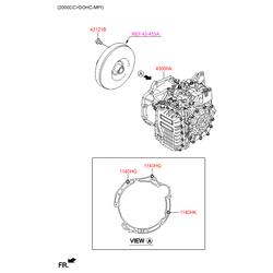 Деталь (Hyundai-KIA) 4500026574