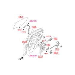 Деталь (Hyundai-KIA) 814102Y000