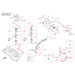 Деталь (Hyundai-KIA) 31150D7000
