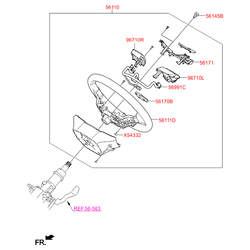 Деталь (Hyundai-KIA) 56120D7000TRY