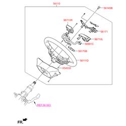 Деталь (Hyundai-KIA) 56120D7900TRB