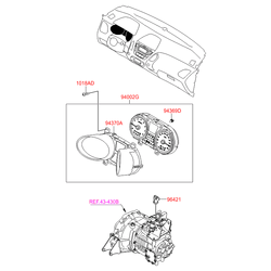 Деталь (Hyundai-KIA) 940072Y481