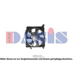 Вентилятор, охлаждение двигателя (AKS DASIS) 568071N
