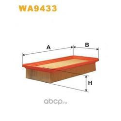 Воздушный фильтр (WIX FILTERS) WA9433