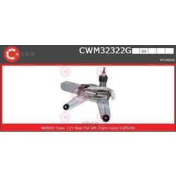 Двигатель стеклоочистителя (CASCO) CWM32322GS