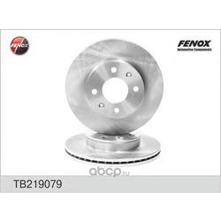 Диск тормозной (FENOX) TB219079