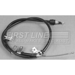 Трос, стояночная тормозная система (First line) FKB2992