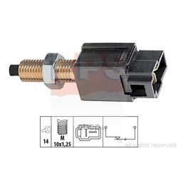 Выключатель фонаря сигнала торможения (Facet) 1810169