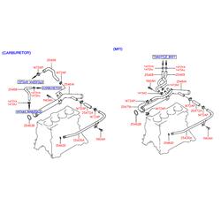 Кольцо резиновое (Hyundai-Kia) 2546232010