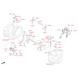Кольцо резиновое (Hyundai-Kia) 4526636000