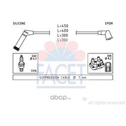 Комплект проводов зажигания (EPS) 47235