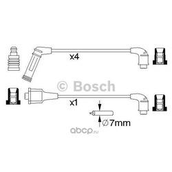 Комплект проводов зажигания (Bosch) 0986356990