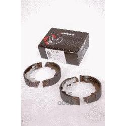 Комплект тормозных колодок (PROTECHNIC) PRS0651