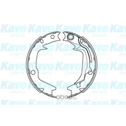 Комплект тормозных колодок (kavo parts) KBS3415