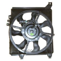 Вентилятор, охлаждение двигателя (Wilmink Group) WG1720558