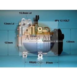 Компрессор, кондиционер (Auto air gloucester) 141014