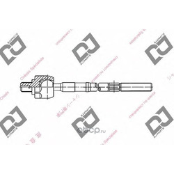 Кронштейн хвостовой части (DJPARTS) DR1139