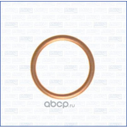 Уплотнительное кольцо, резьбовая пробка (Ajusa) 18001100