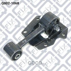 Подушка двигателя задняя (Q-FIX) Q0021068