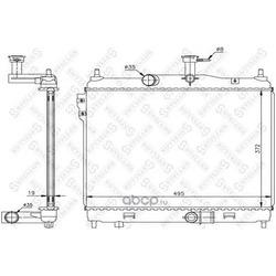 Радиатор (Stellox) 1026615SX