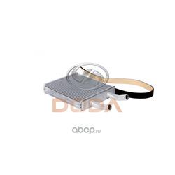 Радиатор отопителя (DODA) 1150110006