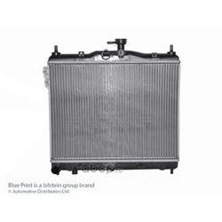 Радиатор, охлаждение двигателя (Blue Print) ADG09844
