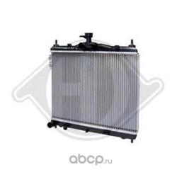 Радиатор, охлаждение двигателя (DIEDERICHS) 8680505